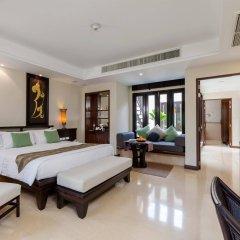 Отель Movenpick Resort & Spa Karon Beach Phuket Таиланд, Пхукет - 4 отзыва об отеле, цены и фото номеров - забронировать отель Movenpick Resort & Spa Karon Beach Phuket онлайн комната для гостей фото 2