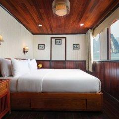 Отель Garden Bay Legend Cruise Вьетнам, Халонг - отзывы, цены и фото номеров - забронировать отель Garden Bay Legend Cruise онлайн комната для гостей фото 3