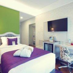 Отель Mercure Tbilisi Old Town Стандартный номер с различными типами кроватей