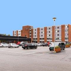 Отель Scandic Kokstad Берген парковка