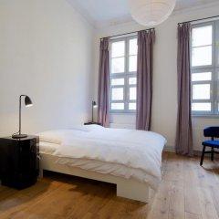 Отель Fregehaus Германия, Лейпциг - отзывы, цены и фото номеров - забронировать отель Fregehaus онлайн комната для гостей фото 2