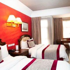 Отель Les Saisons Марокко, Касабланка - отзывы, цены и фото номеров - забронировать отель Les Saisons онлайн комната для гостей фото 4