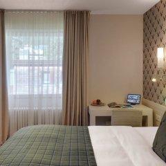 Отель Morosani Posthotel Davos Швейцария, Давос - отзывы, цены и фото номеров - забронировать отель Morosani Posthotel Davos онлайн комната для гостей фото 4