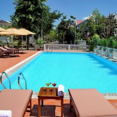 Отель Verano Hotel Вьетнам, Нячанг - отзывы, цены и фото номеров - забронировать отель Verano Hotel онлайн бассейн фото 3