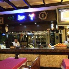 Leda Beach Hotel Сиде гостиничный бар