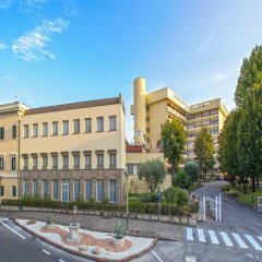 Отель Savoia Thermae & Spa Италия, Абано-Терме - отзывы, цены и фото номеров - забронировать отель Savoia Thermae & Spa онлайн парковка