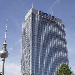 Отель Park Inn by Radisson Berlin Alexanderplatz спортивное сооружение фото 2