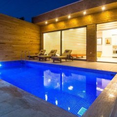 Villa Teras 1 Турция, Патара - отзывы, цены и фото номеров - забронировать отель Villa Teras 1 онлайн бассейн