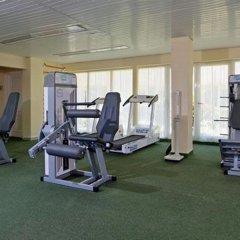 Отель Melia Las Antillas фитнесс-зал фото 2