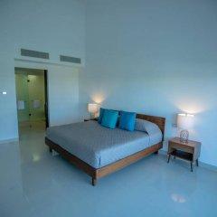Отель Mareazul Family Beach Condohotel Плая-дель-Кармен комната для гостей фото 4