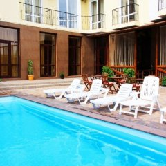Гостиница Marco Polo Anapa бассейн фото 2
