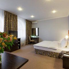 Гостиница Бонтиак комната для гостей фото 4