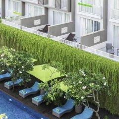 Отель Ibis Styles Bali Benoa балкон