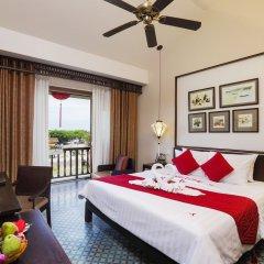 Little Hoian Boutique Hotel & Spa Хойан комната для гостей фото 5
