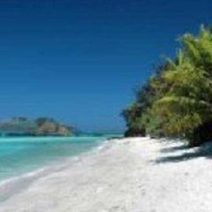 Отель Nabua Lodge Фиджи, Матаялеву - отзывы, цены и фото номеров - забронировать отель Nabua Lodge онлайн пляж