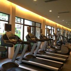 Отель Le Meridien Xiamen Китай, Сямынь - отзывы, цены и фото номеров - забронировать отель Le Meridien Xiamen онлайн фитнесс-зал фото 4