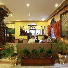 Отель Manang Непал, Катманду - отзывы, цены и фото номеров - забронировать отель Manang онлайн интерьер отеля
