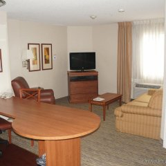 Отель Candlewood Suites Virginia Beach/Norfolk комната для гостей фото 4