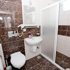 Zeybek 1 Pension Турция, Патара - отзывы, цены и фото номеров - забронировать отель Zeybek 1 Pension онлайн ванная