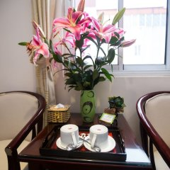 Hanoi Central Park Hotel удобства в номере фото 2