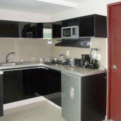 Отель Suites Capri Reforma Angel Мехико в номере