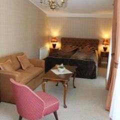 Отель Vila Klasika Литва, Гарлиава - отзывы, цены и фото номеров - забронировать отель Vila Klasika онлайн комната для гостей фото 5