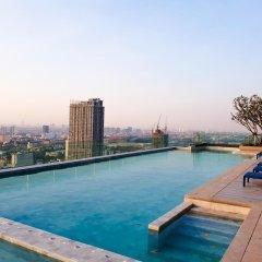 Отель The Quarter Ari By Uhg Бангкок бассейн фото 3