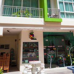 Отель The Frutta Boutique Patong Beach питание