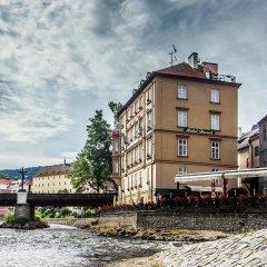 Hotel Dvorak Cesky Krumlov Чешский Крумлов фото 2
