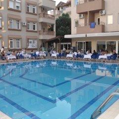 Helios Hotel Турция, Сиде - отзывы, цены и фото номеров - забронировать отель Helios Hotel - All Inclusive онлайн бассейн фото 2