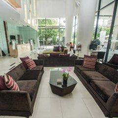 Отель Vic3 Bangkok интерьер отеля фото 3