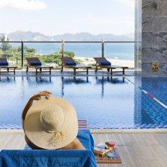 Отель Xavia Hotel Вьетнам, Нячанг - 1 отзыв об отеле, цены и фото номеров - забронировать отель Xavia Hotel онлайн бассейн фото 2