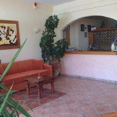 Отель Aloni Hotel Греция, Пефкохори - отзывы, цены и фото номеров - забронировать отель Aloni Hotel онлайн интерьер отеля