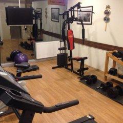 Отель Ferman фитнесс-зал фото 4