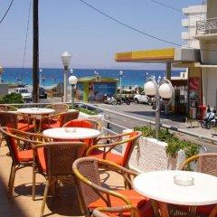 Отель Africa Hotel Греция, Родос - 1 отзыв об отеле, цены и фото номеров - забронировать отель Africa Hotel онлайн бассейн