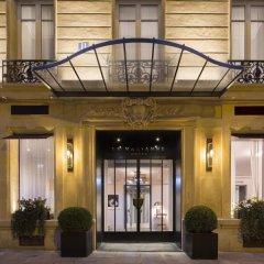 Отель Hôtel Le Marianne вид на фасад фото 2