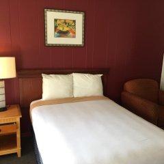 Отель Holiday Lodge США, Лос-Анджелес - отзывы, цены и фото номеров - забронировать отель Holiday Lodge онлайн комната для гостей фото 2