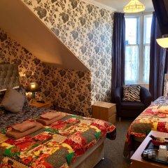 Отель 16 Pilrig Guest House Великобритания, Эдинбург - отзывы, цены и фото номеров - забронировать отель 16 Pilrig Guest House онлайн в номере
