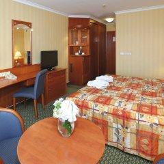 Ensana Thermal Margitsziget Health Spa Hotel Будапешт удобства в номере