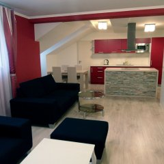 Апартаменты Apartments Verona Karlovy Vary интерьер отеля