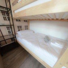 Elewator Gdansk Hostel сейф в номере
