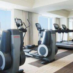 Отель Intercontinental Tokyo Bay Токио фитнесс-зал фото 4