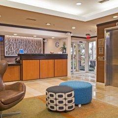 Отель Fairfield Inn & Suites by Marriott Frederick сауна