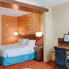 Отель Fairfield Inn & Suites by Marriott Columbus Dublin удобства в номере фото 2