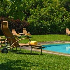 Отель Pousada Mosteiro de Amares Португалия, Амареш - отзывы, цены и фото номеров - забронировать отель Pousada Mosteiro de Amares онлайн бассейн фото 2