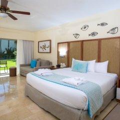Отель Impressive Premium Resort & Spa Punta Cana – All Inclusive Доминикана, Пунта Кана - отзывы, цены и фото номеров - забронировать отель Impressive Premium Resort & Spa Punta Cana – All Inclusive онлайн комната для гостей фото 2