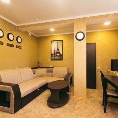 Гостиница Бархат комната для гостей фото 2