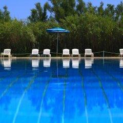 Отель Torre Rinalda Camping Village Лечче бассейн фото 3