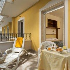 Отель Cannes Италия, Риччоне - отзывы, цены и фото номеров - забронировать отель Cannes онлайн балкон
