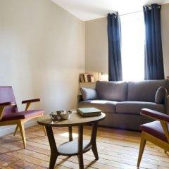 Отель Helzear Montparnasse Suites комната для гостей фото 6